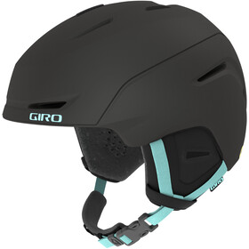 Giro Avera MIPS Casco Donna, metallic coal/cool breeze